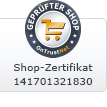 On Trust Net Shopsiegel